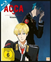 ACCA: 13 Territory Inspection Dept. - Vol.1/3 [Blu-ray]