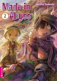 Made in Abyss - Bd.02