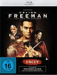 Crying Freeman (Uncut) [Blu-ray]