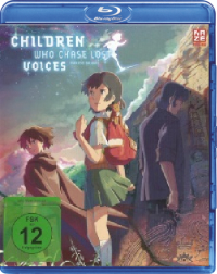 Children Who Chase Lost Voices (Re-Edition) [Blu-ray]