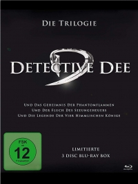Detective Dee: Die Trilogie - Limited Edition [Blu-ray]