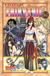 Fairy Tail - Bd.34: Kindle Edition