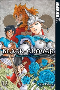 Black Clover - Bd.12: Kindle Edition
