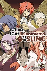That Time I Got Reincarnated as a Slime - Vol. 02