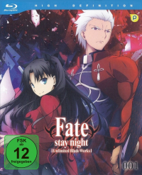Fate/stay night: Unlimited Blade Works - Vol. 1/4 [Blu-ray]