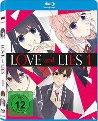 Love and Lies - Vol.1/3 [Blu-ray]