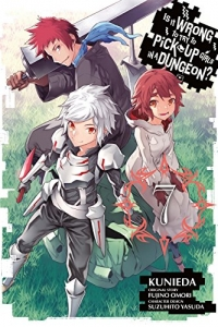 Is It Wrong to Try to Pick Up Girls in a Dungeon? - Vol. 07: Kindle Edition