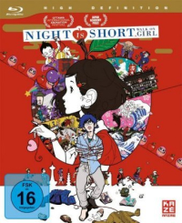 Night is Short, Walk on Girl [Blu-ray]