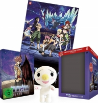 Fairy Tail: Dragon Cry - Limited Steelcase Edition + Plüschtier