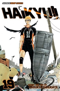 Haikyu!! - Vol.19: Kindle Edition