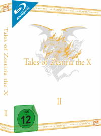 Tales of Zestiria the X: Staffel 2 - Gesamtausgabe: Limited Edition [Blu-ray]