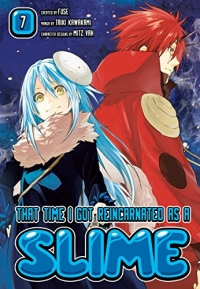 That Time I Got Reincarnated as a Slime - Vol.07