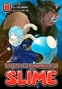 That Time I Got Reincarnated as a Slime - Vol.05: Kindle Edition