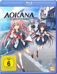 Aokana: Four Rhythm Across the Blue - Vol.1/2 [Blu-ray]