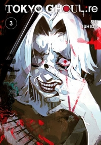 Tokyo Ghoul:re - Vol.03: Kindle Edition