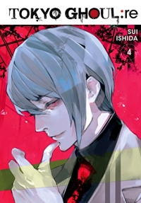 Tokyo Ghoul:re - Vol.04: Kindle Edition