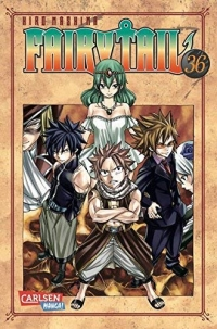 Fairy Tail - Bd.36: Kindle Edition