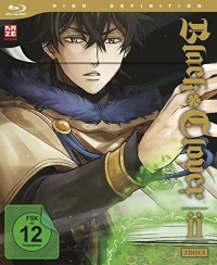 Black Clover - Box 02 [Blu-ray]
