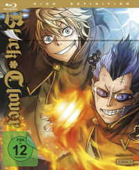 Black Clover - Box 05 [Blu-ray]
