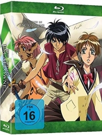The Vision of Escaflowne - Gesamtausgabe: Collector's Edition [Blu-ray]
