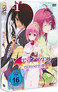 To Love Ru Darkness 2nd - Vol. 1/4