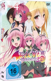 To Love Ru Darkness 2nd - Vol.4/4