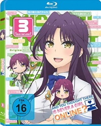 And you thought there is never a girl online? - Vol.3/3 [Blu-ray]