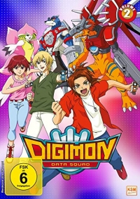 Digimon Data Squad - Vol.2/3