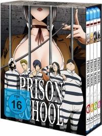Prison School – Gesamtausgabe [Blu-ray]