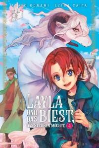 Layla und das Biest, das sterben möchte - Bd.04