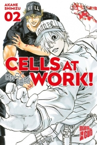 Cells at Work! - Bd.02