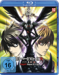 Death Note: Relight 1 - Visions of a God [Blu-ray]