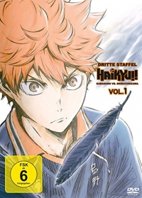 Haikyu!!: Staffel 3 - Vol. 1/2