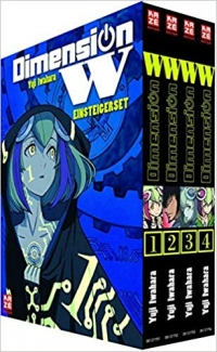 Dimension W - Einsteigerset: Bd.01-04
