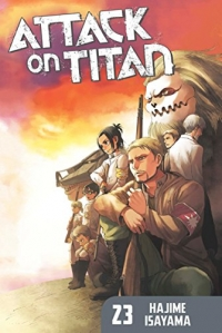 Attack on Titan - Vol. 23