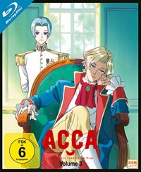 ACCA: 13 Territory Inspection Dept. - Vol.3/3 [Blu-ray]
