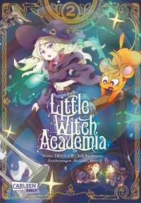 Little Witch Academia - Bd.02