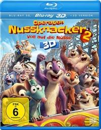 Operation Nussknacker 2: Voll auf die Nüsse [Blu-ray 3D]