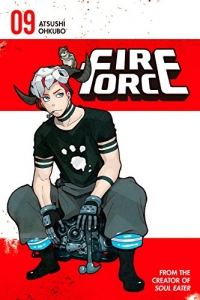 Fire Force - Vol.09: Kindle Edition