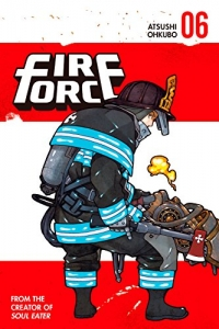 Fire Force - Vol.06: Kindle Edition