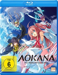 Aokana: Four Rhythm Across the Blue - Vol.2/2 [Blu-ray]