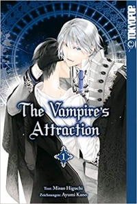 The Vampire's Attraction - Bd.01
