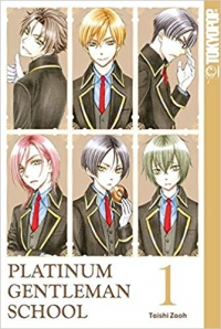 Platinum Gentleman School - Bd.01