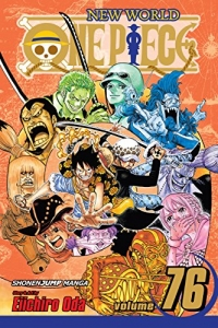 One Piece - Vol.76: Kindle Edition