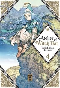 Atelier of Witch Hat: Das Geheimnis der Hexen - Bd.04