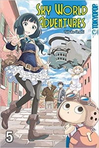 Sky World Adventures - Bd.05