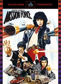 Mission Force - Limited Mediabook Edition [Blu-ray]: Cover A