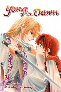 Yona of the Dawn - Vol.03: Kindle Edition