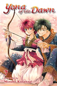 Yona of the Dawn - Vol.07: Kindle Edition