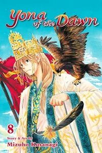 Yona of the Dawn - Vol.08: Kindle Edition